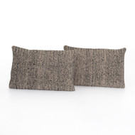 "Four Hands Esmae Wool Pillow - Set of 2 16X24"" (Store)"