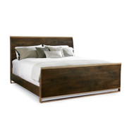 Caracole Night Cap - Modern Artisans Contemporary Sleigh Bed - California King (Store)