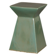 Upright Stool - Green