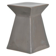 Upright Stool - Gray