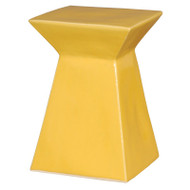 Upright Stool - Sun Yellow