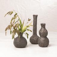 Global Views Alma Vase - Bronze - Sm (Store)