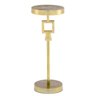 Currey & Co Willim Drinks Table (Store)