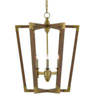 Currey & Co Bastian Medium Lantern (Store)