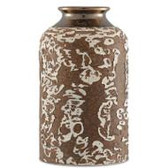 Currey & Co Tawny Large Vase (Store)