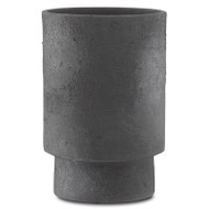 Currey & Co Tambora Black Large Vase (Store)