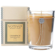 Votivo 16.2 oz Aromatic Large Candle Champaca