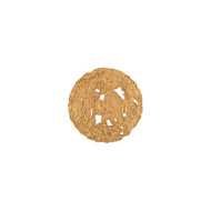 Phillips Collection Molten Disc Wall Art, Gold Leaf, SM