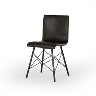 Four Hands Diaw Dining Chair - Distressed Black