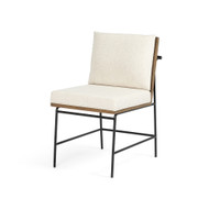 Four Hands Crete Dining Chair - Savile Flax