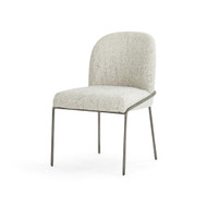 Four Hands Astrud Dining Chair - Lyon Pewter
