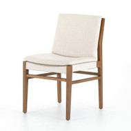 Four Hands Aya Dining Chair - Natural Brown
