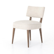 Four Hands Orville Dining Chair - Cambric Ivory
