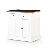 Four Hands Cintra Small Kitchen Island