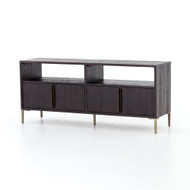 Four Hands Wyeth Media Console - Dark Carbon