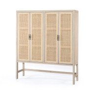 Four Hands Caprice Cabinet - Natural Mango