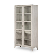 Four Hands Viggo Cabinet - Vintage White Oak