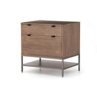 Four Hands Trey Modular Filing Cabinet - Auburn Poplar