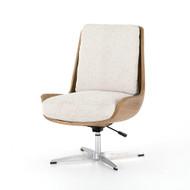 Four Hands Burbank Desk Chair - Elder Sand