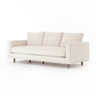 Four Hands Dom Sofa - Bonnell Ivory