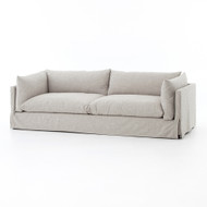 "Four Hands Habitat Sofa - 96"" - Valley Nimbus"