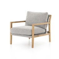 Four Hands Brantley Chair - Zion Ash/Natural