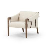 Four Hands Bauer Chair - Thames Cream