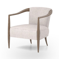 Four Hands Atwater Chair - Axis Stone