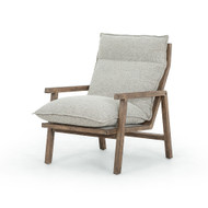Four Hands Orion Chair - Honey Wheat