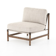 Four Hands Memphis Chair - Gable Taupe