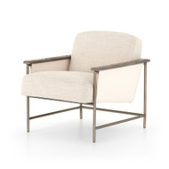 Four Hands Anders Chair - Encino Bisque