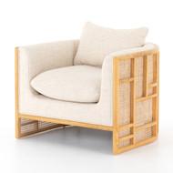 Four Hands June Chair - Natural Oak