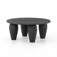 Four Hands Maricopa Coffee Table - Dark Totem
