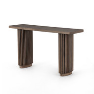 Four Hands Rutherford Console Table - Ashen Brown