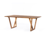 Four Hands Cyril Dining Table - Natural Reclaimed