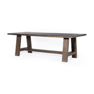 Four Hands Glover Dining Table - Espresso Oak
