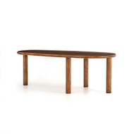 Four Hands Andi Dining Table - Amber Pine
