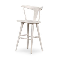 Four Hands Ripley Bar Stool - Off White