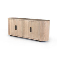 Four Hands Hudson Sideboard - Ashen Walnut