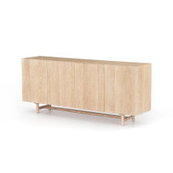 Four Hands Mika Dining Sideboard - Wwashed Oak Veneer