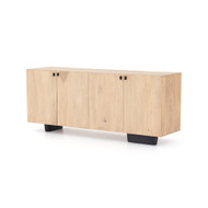 Four Hands Ula Sideboard - Dry Wash Poplar