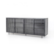 Four Hands Violet Sideboard - Distressed Iron