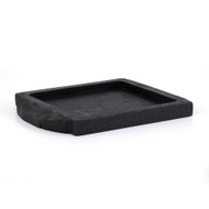 Four Hands Tadeo Square Tray - Black