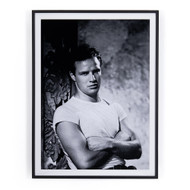 "Four Hands Marlon Brando By Getty Images - 36""X48"""