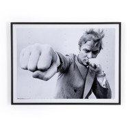 "Four Hands Michael Caine Punch By Getty Images - 48""X36"""
