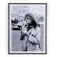 "Four Hands Françoise Hardy By Getty Images - 36""X48"""