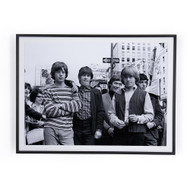 "Four Hands The Rolling Stones By Getty Images - 40""X30"""