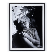 "Four Hands Marilyn Monroe Relaxing By Getty Images - 36""X48"""