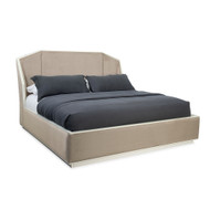 Caracole Expressions Uph Bed Queen Bed