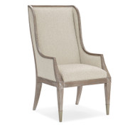 Caracole Open Arms Arm Chair
